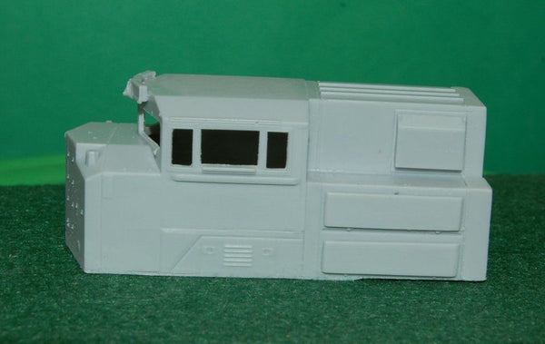 NS SD70 ACU Cab Conversion, HO Scale