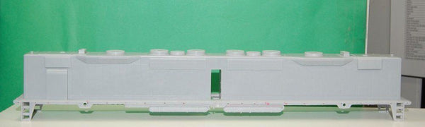 DD35 B Unit Engine Shell, HO Scale