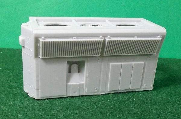 EMD SD70M Rear Section, HO Scale