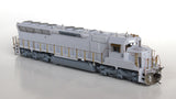HO Scale Southern Pacific EMD SD45X Engine Shell