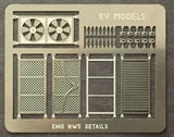 EMD NW5 diesel locomotive Kit, HO Scale ** New Release **