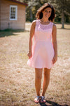 Make Him Blush Dress
