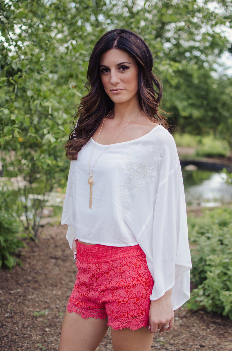Paris Poise Top