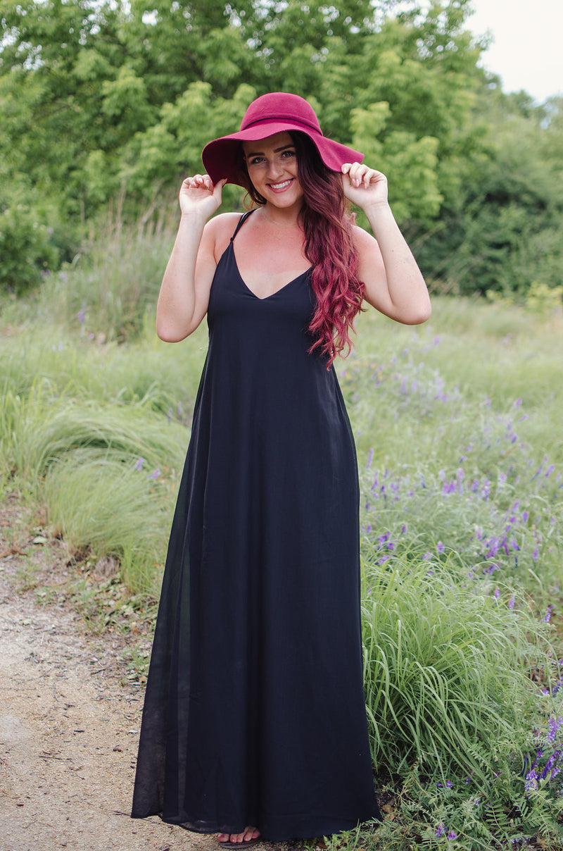 Got it Twisted Maxi Dress