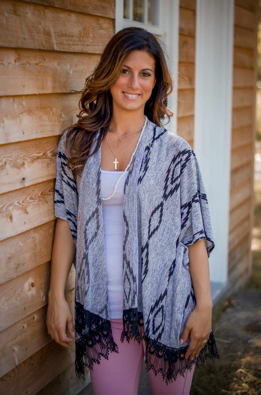 Believe in Boho Cardigan