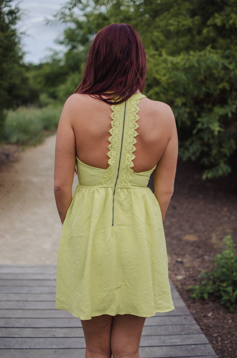 In the Limelight Dress