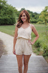 Follow the Arrows Romper