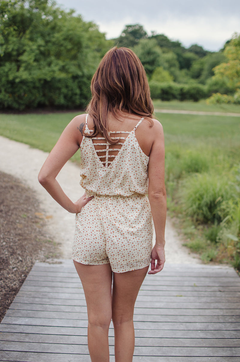 Eye of the Storm Romper