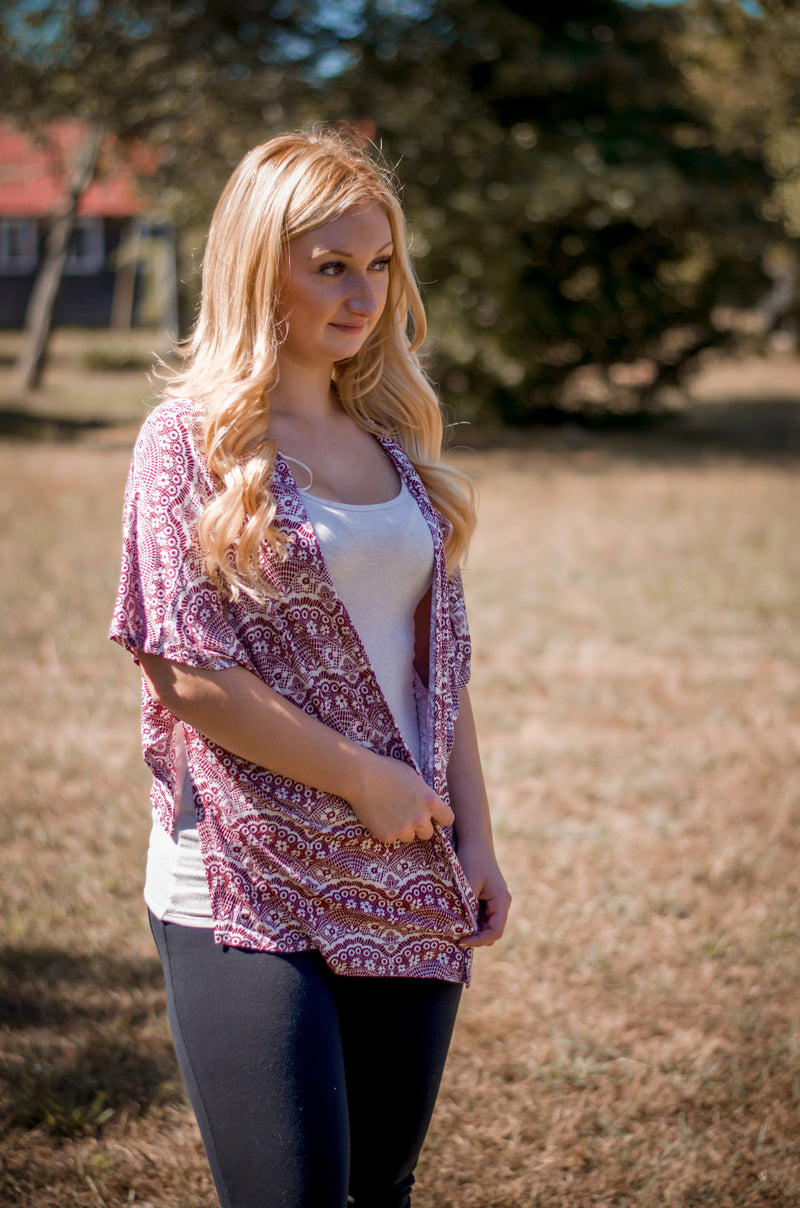 As The Heart Grows Cardigan