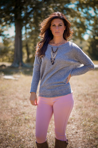 Cute and Cozy Sweater Top