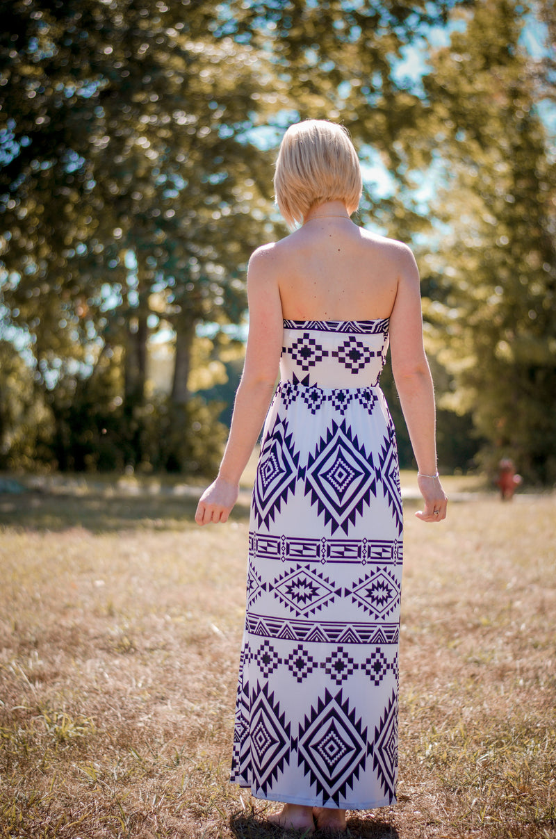 Meet You There Maxi Dress