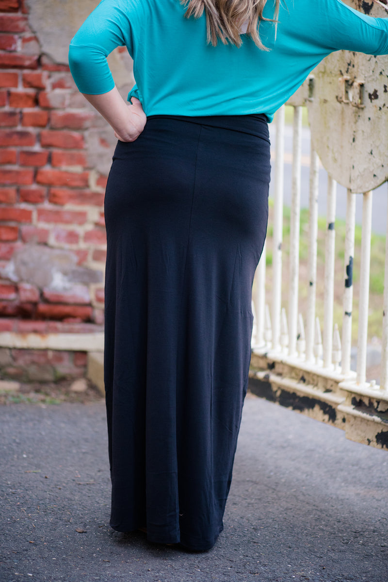 In No Time Maxi Skirt