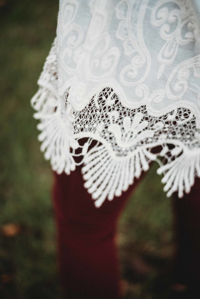 Laced with Lace
