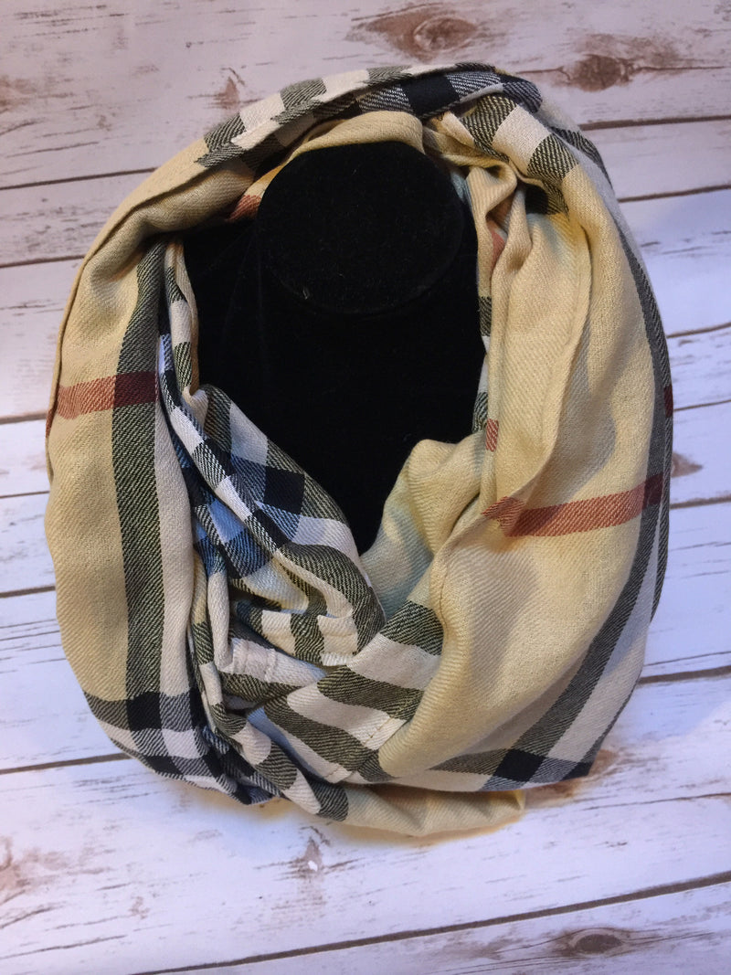 Lost Love Scarf - Tan