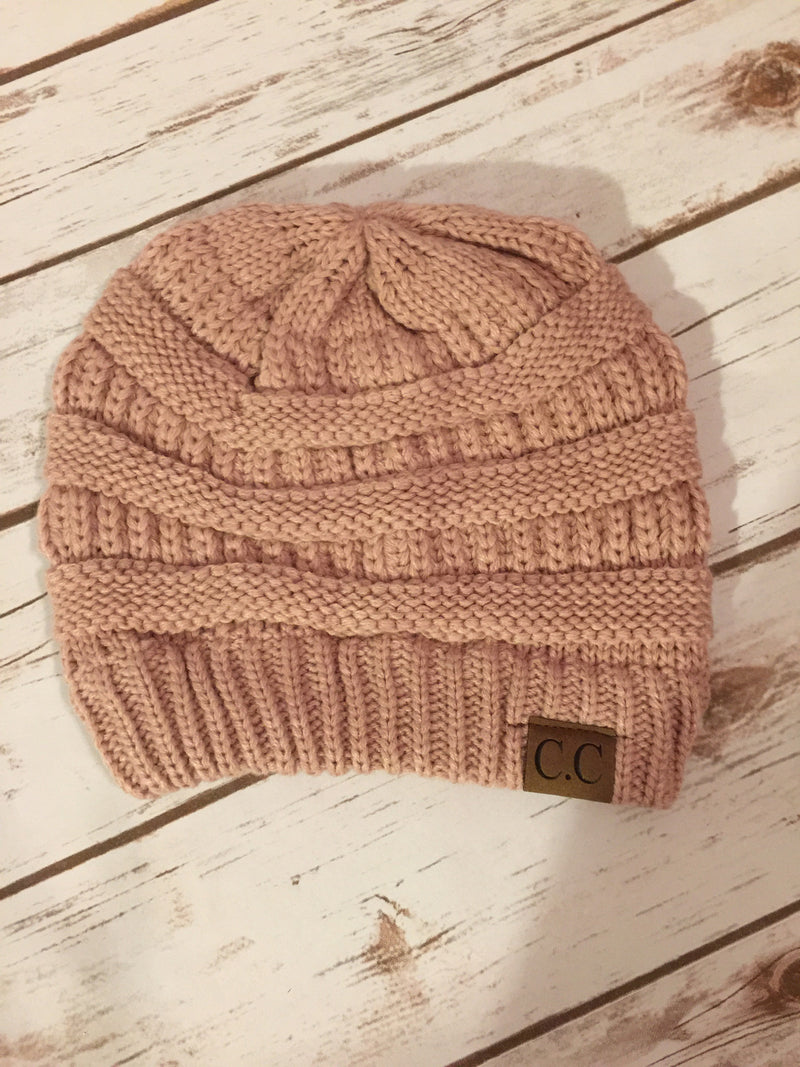Dusty Rose CC Hat