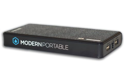 Modern Portable Power Bank 15600mAh