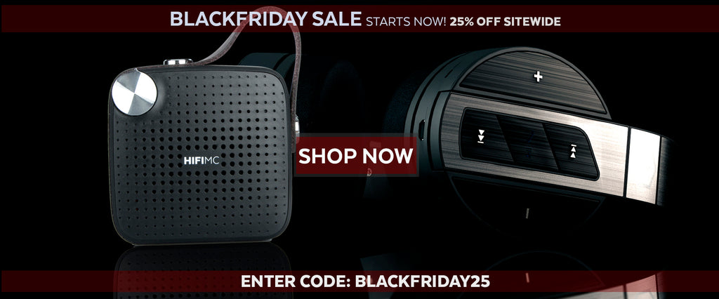 Wireless Bluetooth Headphone and Bluetooth Speaker Sale, Deal from Amazon's top seller Modern Portable for Black Friday and Cyber Monday Sale