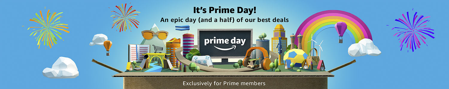 Amazon Prime Day 2018 deals sales discounts and more