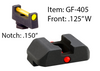 Glock Fiber I-Dot Sets