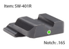 Smith & Wesson I-Dot Tritium Rears