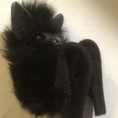 Bat Cable puppet