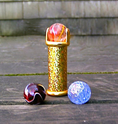 Kid's Marble Kaleidoscope