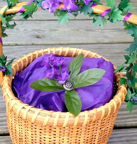 Custom Easter/Spring Basket: Medium