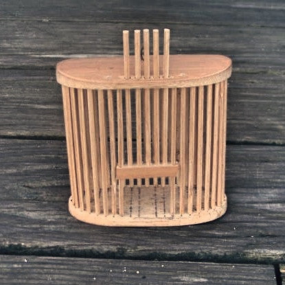 Cricket Box: Bamboo Oval