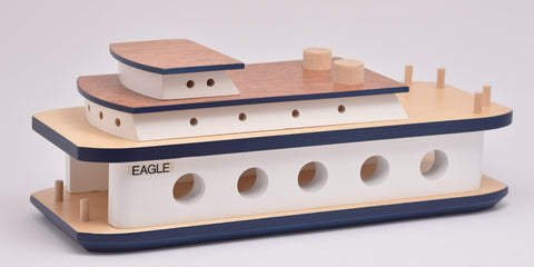Eagle Ferry Boat