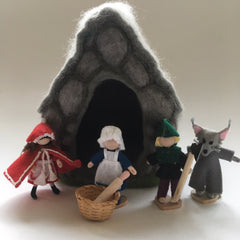 Little Red Ridinghood Set