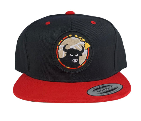 662 Hi Patch Snapback Hat