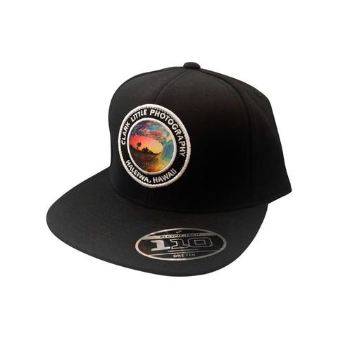 Clark Little Rainbow Shave Ice Snapback