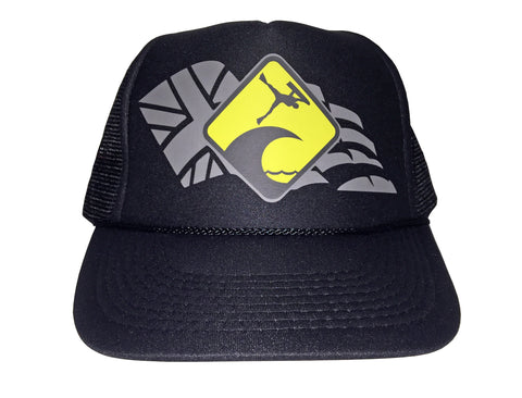 Hawaii Bodyboarding Pro Tour Trucker Hat
