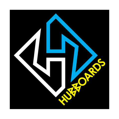 Hubboards Sticker