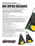 MS Viper Surfing Fins
