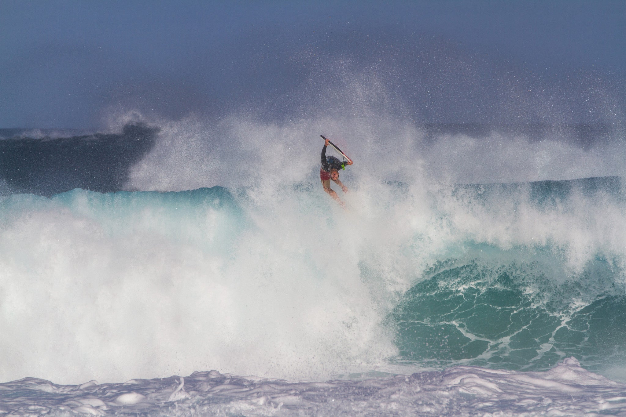 Andre Botha Backdoor Invert