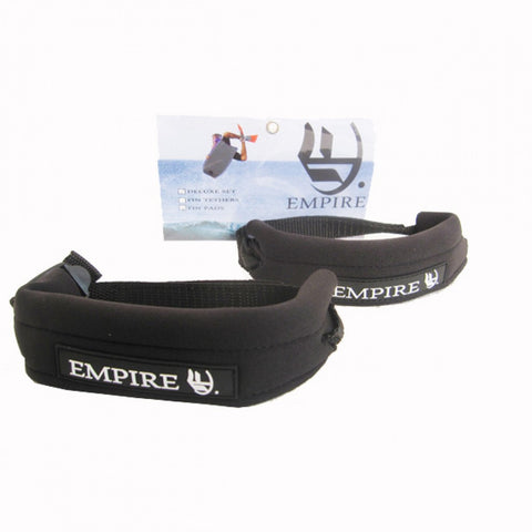 Empire Deluxe Fin Pads/Tethers