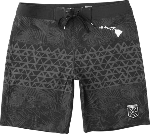 RVCA Tropic Triangles BLK