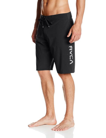 RVCA Register Trunk BLK