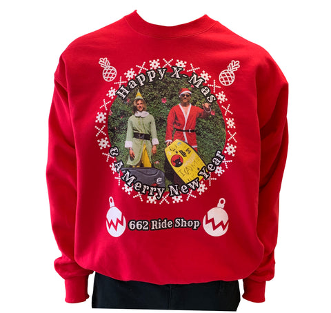 662 Ugly X-Mas Sweater