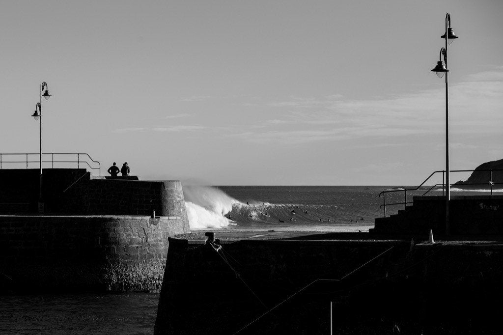 PRINT-O-RAMA - Surf Cities - Mathieu Hemon - Mundaka