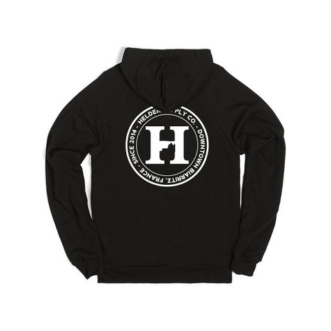 Helder Supply Co. - Hoodie Sweater - Black