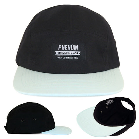 War on Lifestyle x Phenum - 5 Panel Cap