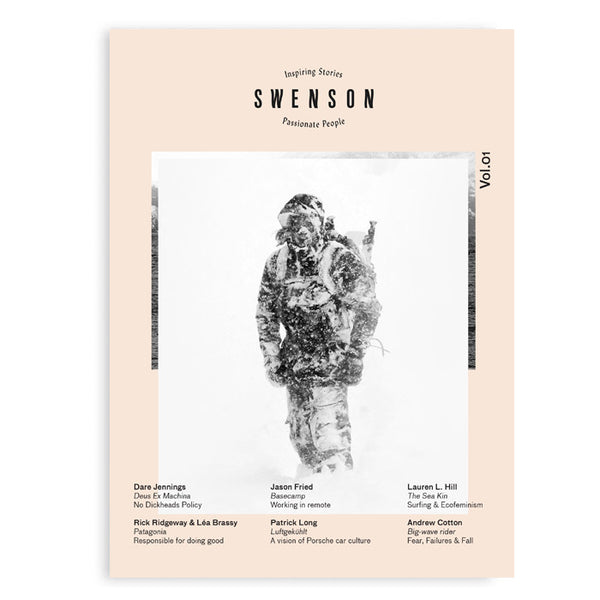 Swenson Magazine - Issue 01 - French Language
