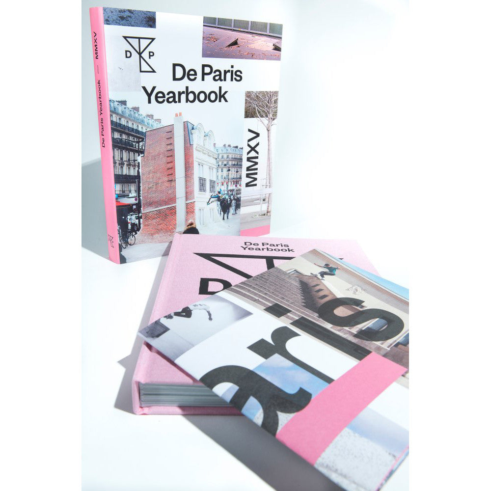 Yearbook - De Paris - 2015