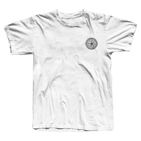 Helder Supply Co. x Luke Taaffe Collab Tee - White