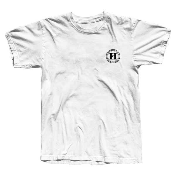 Helder Supply Co. - Logo Tshirt - White