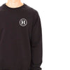 Helder Supply Co. Crew Neck Sweater - Black