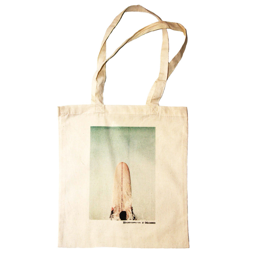 Helder Supply Co. x Unleashed Collab Tote Bag