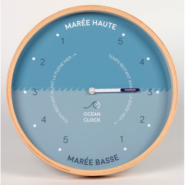 Ocean Clock - Horloge des marées - Shorebreak